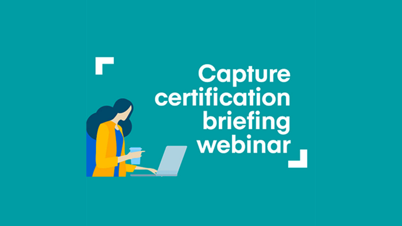 Capture-certification-cover